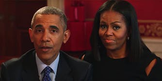 Obamas announce a multi-year podcast deal with Spotify.