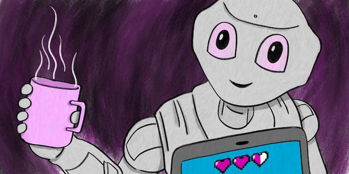 pepper emotional support robot