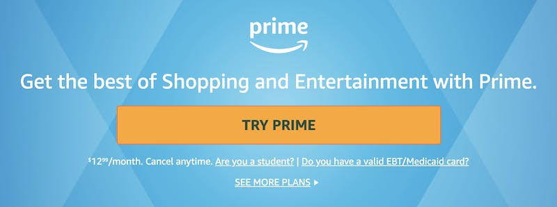 prime day guide - try prime