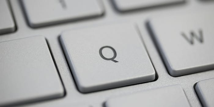 q key keyboard