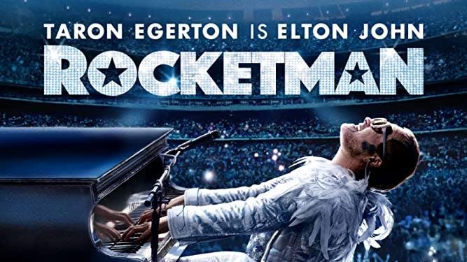 rocketman amazon