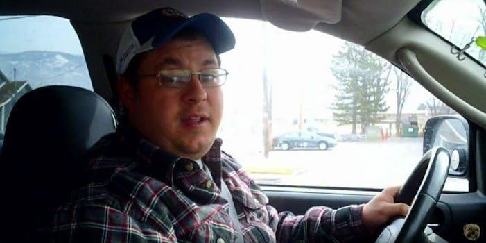 SpaztasticTV reckless driving YouTube