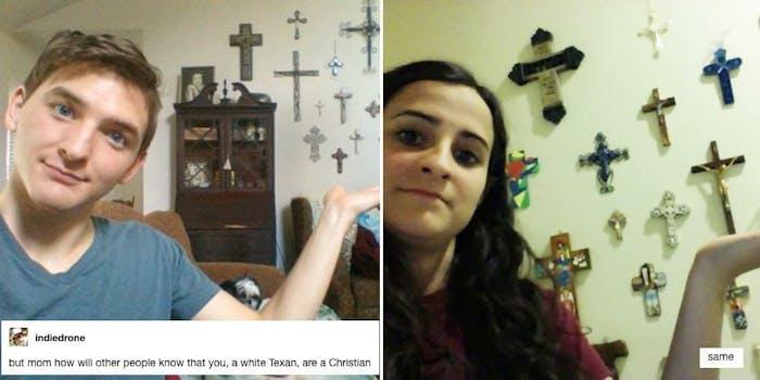texas gay teens crosses