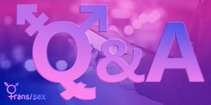trans sex q and a
