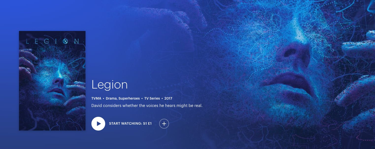 watch legion season 3 free on Hulu