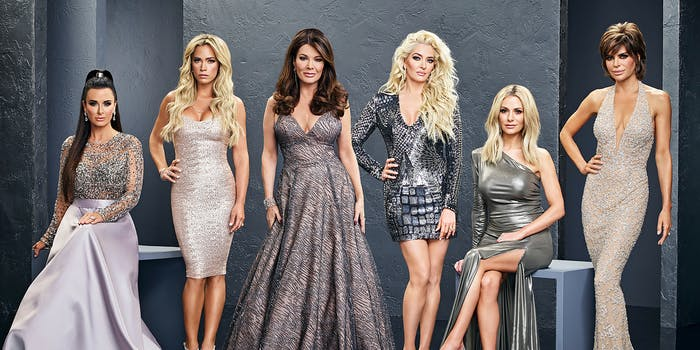watch real housewives of Beverly Hills free