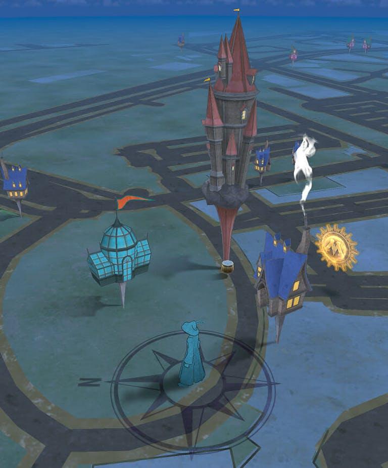 wizards unite fortress raid tips