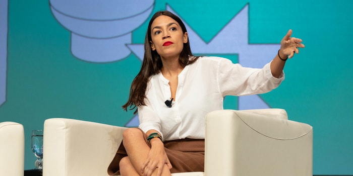 Alexandria Ocasio-Cortez Twitter Block Lawsuit