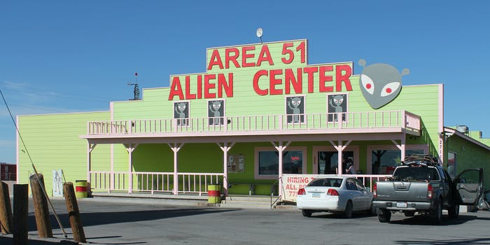 Area 51 Facebook Event Air Force