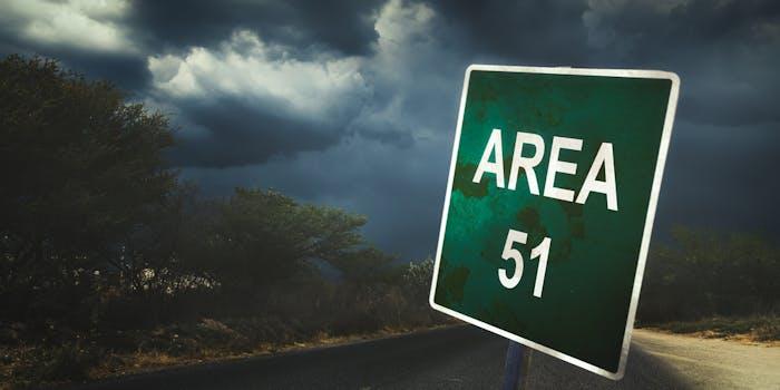 Area 51 Facebook
