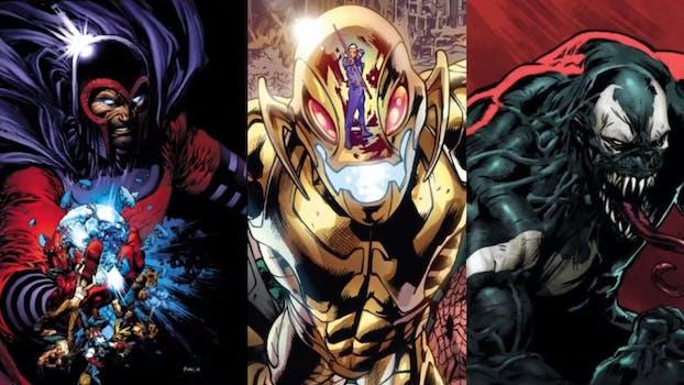 Best Marvel villains marvel comic universe wiki
