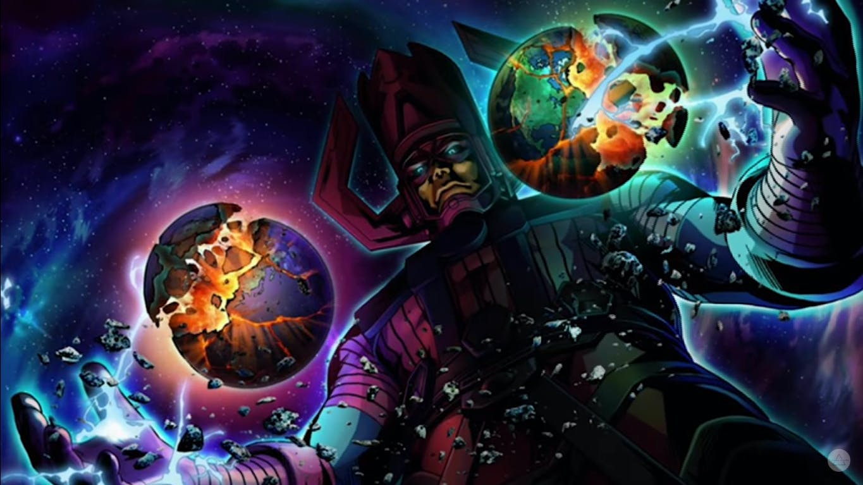 Best Marvel villains - Galactus