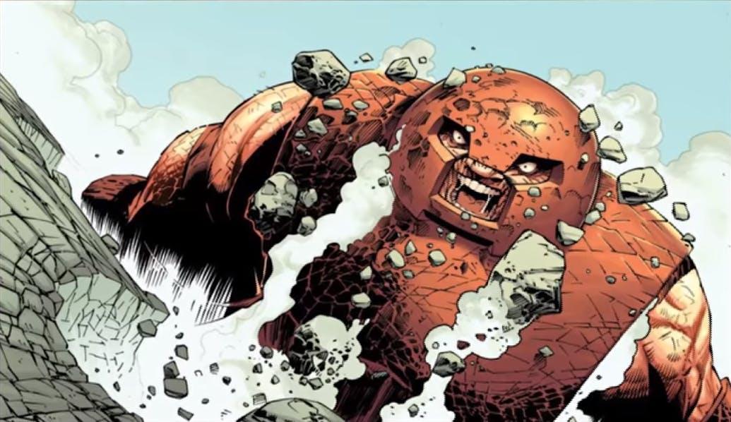 Best Marvel villains - Juggernaut