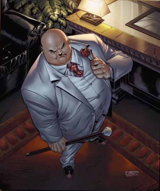 Best Marvel villains - Kingpin