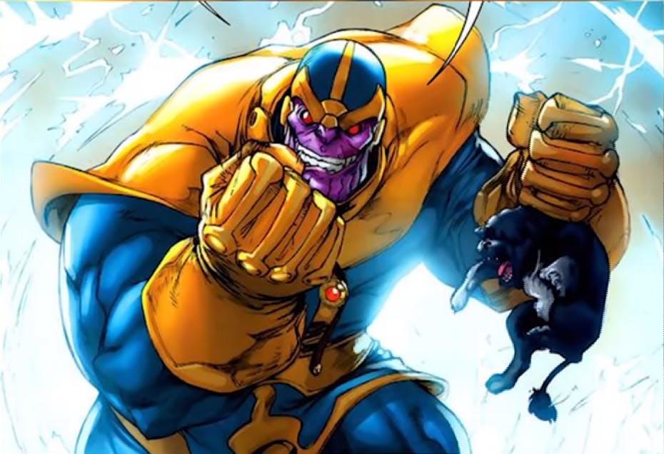 Best Marvel villains - Thanos