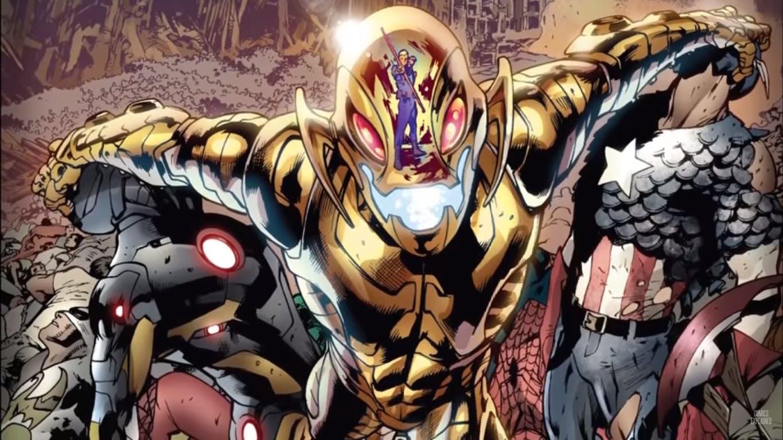 Best Marvel villains - Ultron
