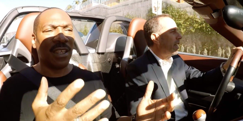Comedians Cars Eddie