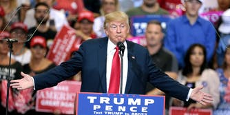 Donald Trump US Women's Soccer White House Invitation