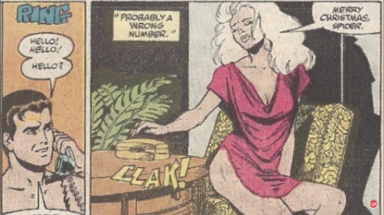 Felicia Hardy - Spider-Man comics