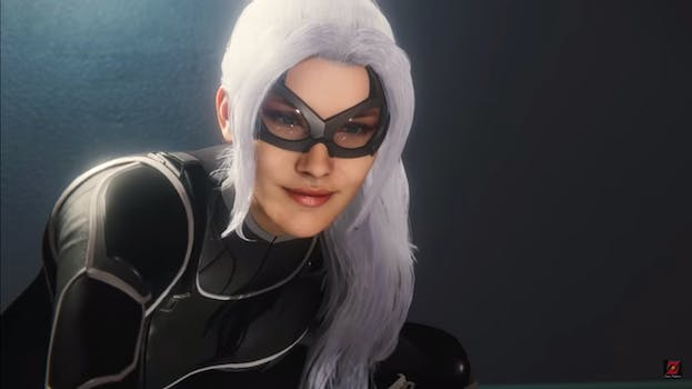 Felicia Hardy - Spider-Man PS4