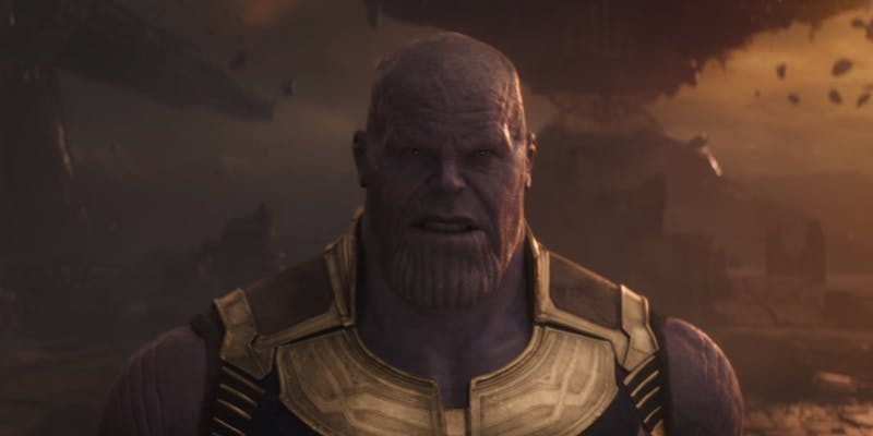 avengers infinity war runtime