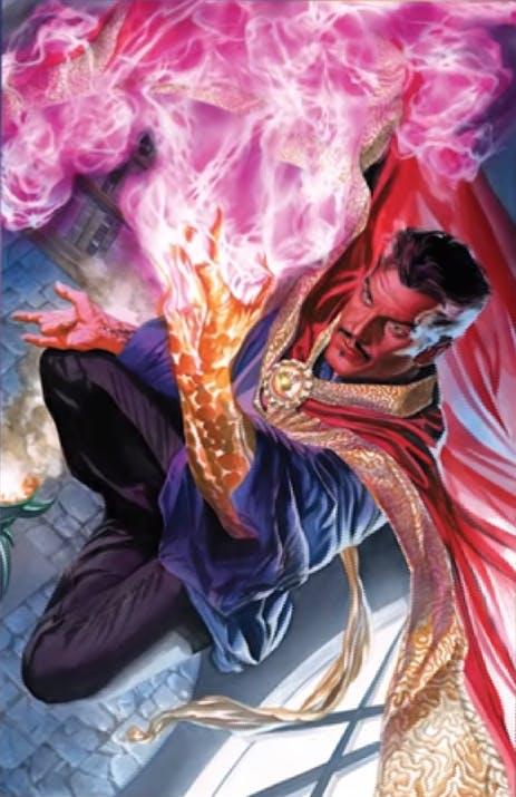 Most powerful Marvel heroes - Doctor Strange
