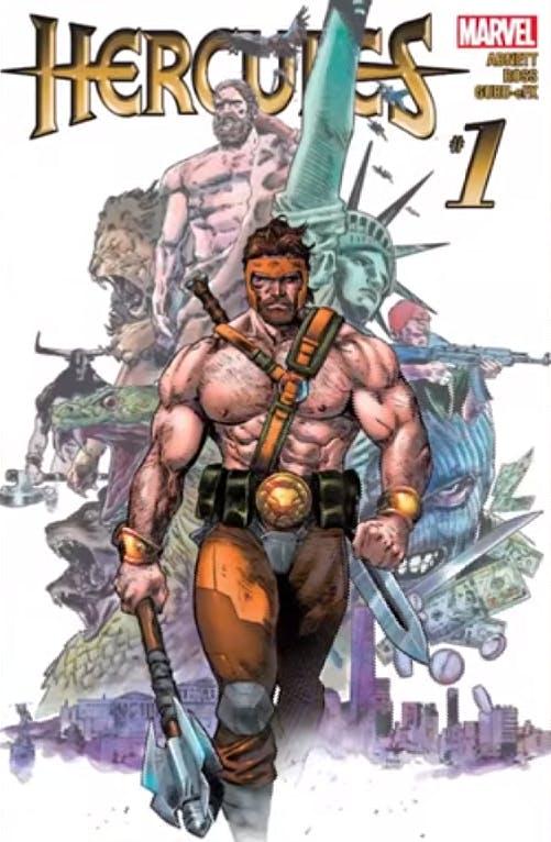 Most powerful Marvel heroes - Hercules