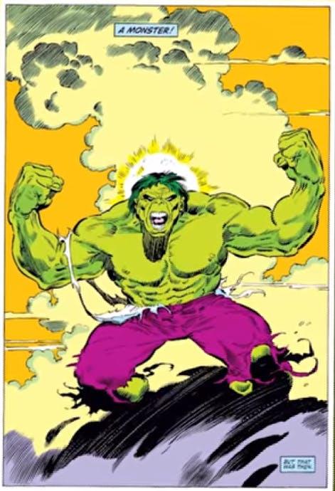 Most poerful Marvel heroes - Hulk
