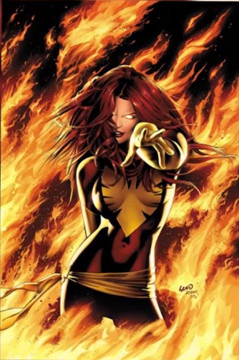 Most powerful Marvel heroes - Phoenix
