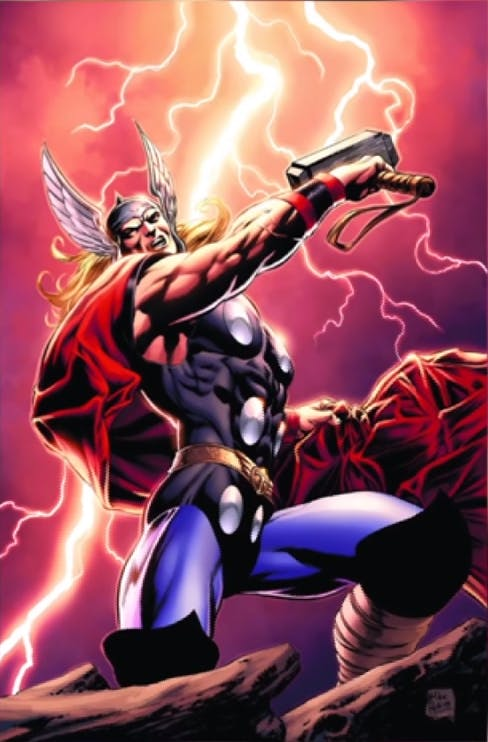 Most powerful Marvel heroes - Thor