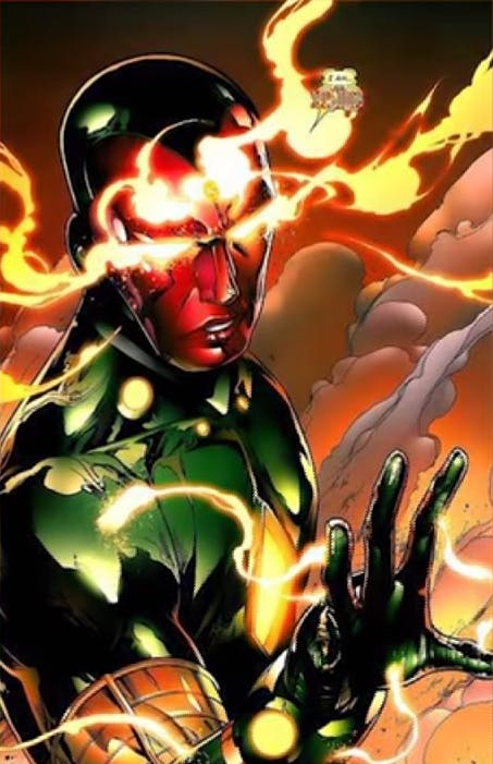 Most powerful Marvel heroes - Vision