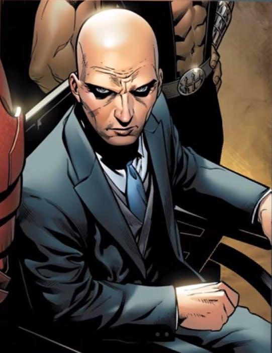 Most powerful Marvel heroes - Professor X