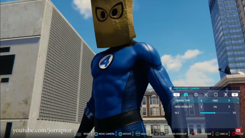 Spider-Man Fantastic 4