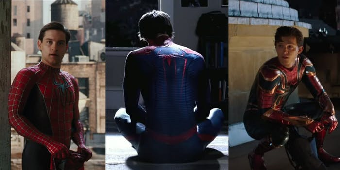 Spider-Man portrayals