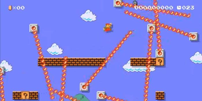 Super Mario Maker memes