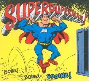 Superduperman mad 4