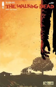 The Walking Dead final issue