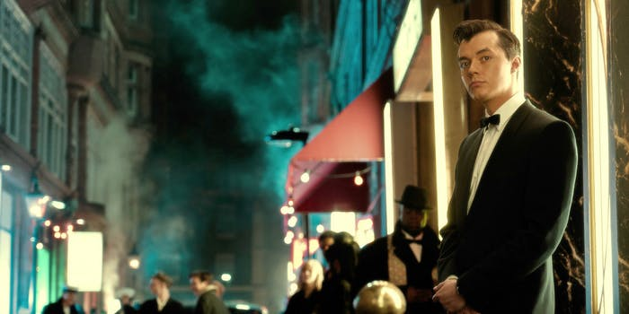 alfred pennyworth tv review
