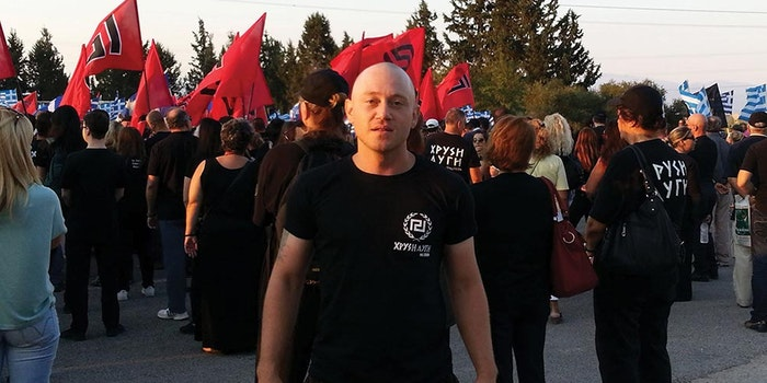 Andrew Anglin Daily Stormer