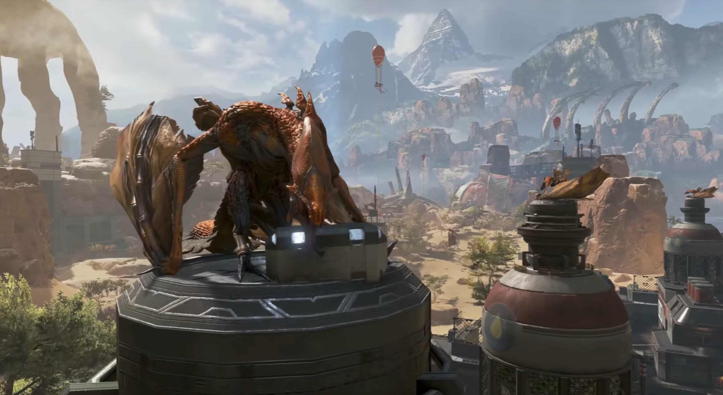 apex legends season 2 map dinosaurs