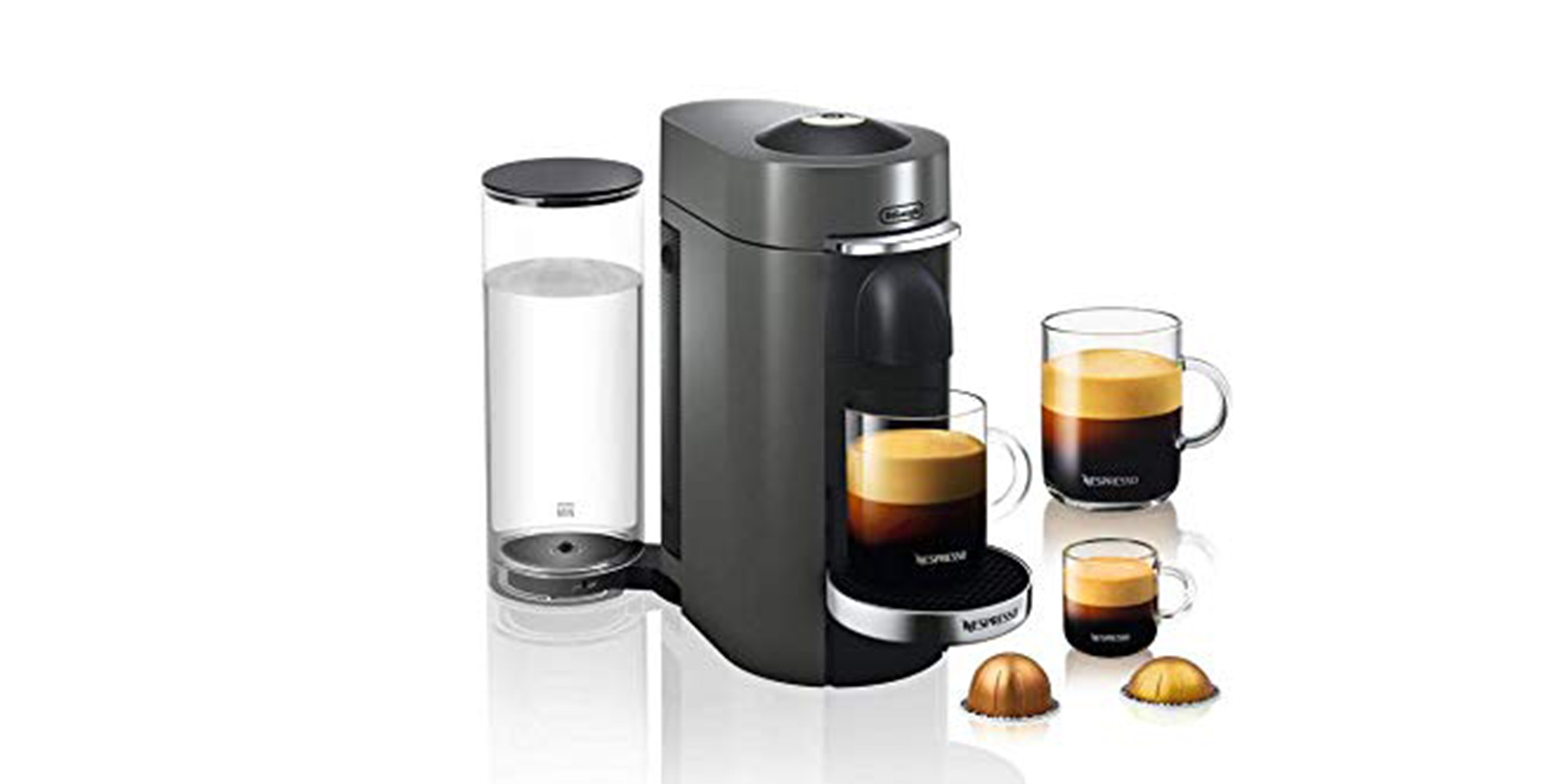 best prime day kitchen deals Nespresso