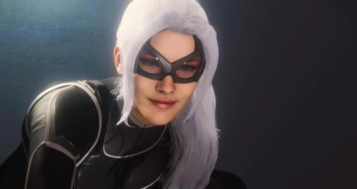 black cat marvel movie