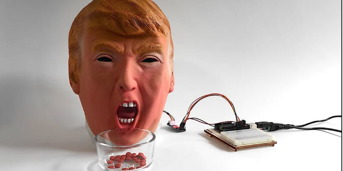 ibuprofen machine for when donald trump tweets