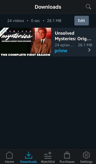 download amazon prime movies - library