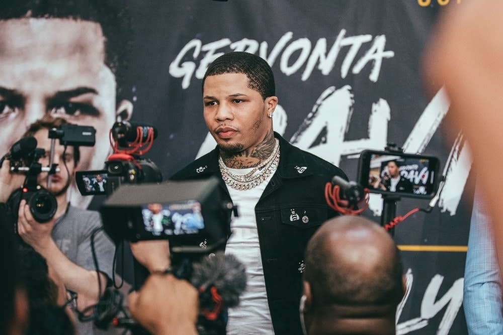 Gervonta Davis vs Ricardon Nunez live stream Showtime