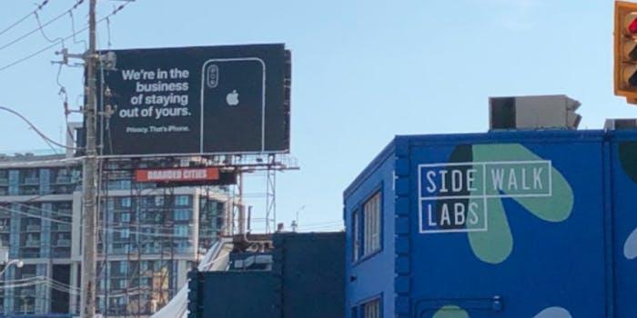 google-apple-privacy-billboard