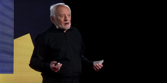 hide the pain harold ted talk