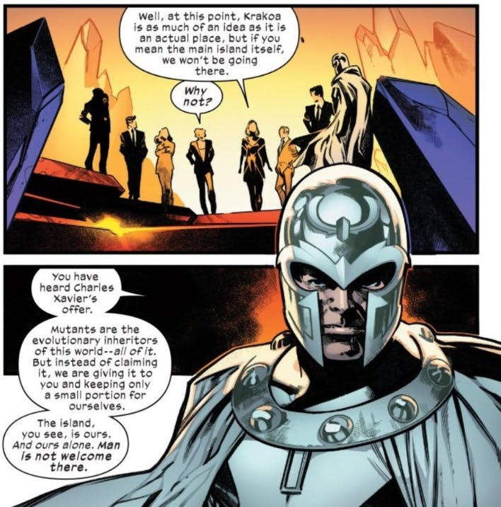 house of x magneto