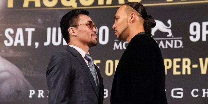 Manny Pacquiao vs Keith Thurman live stream PPV Fox