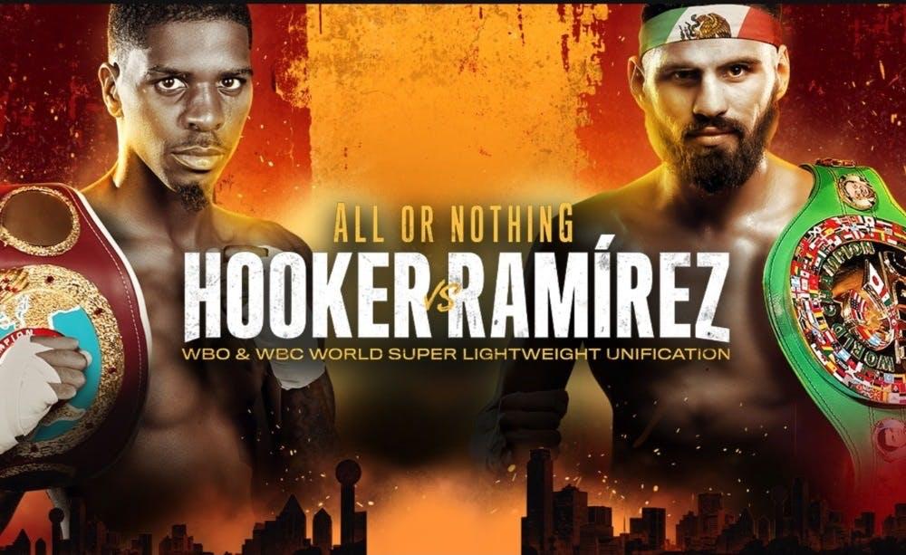 Maurice Hooker vs Jose Ramirez live stream DAZN